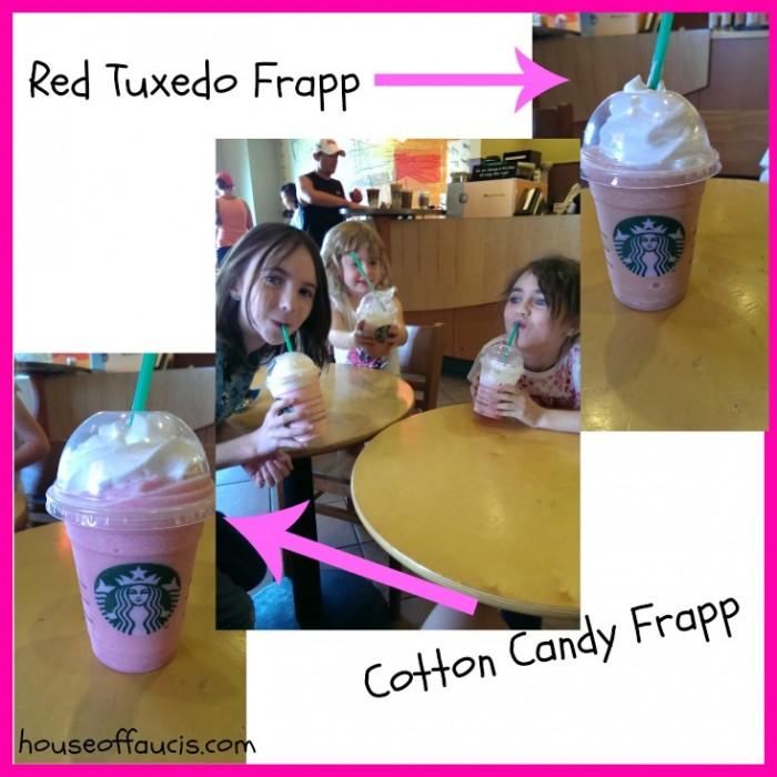Starbucks Secret Flavors