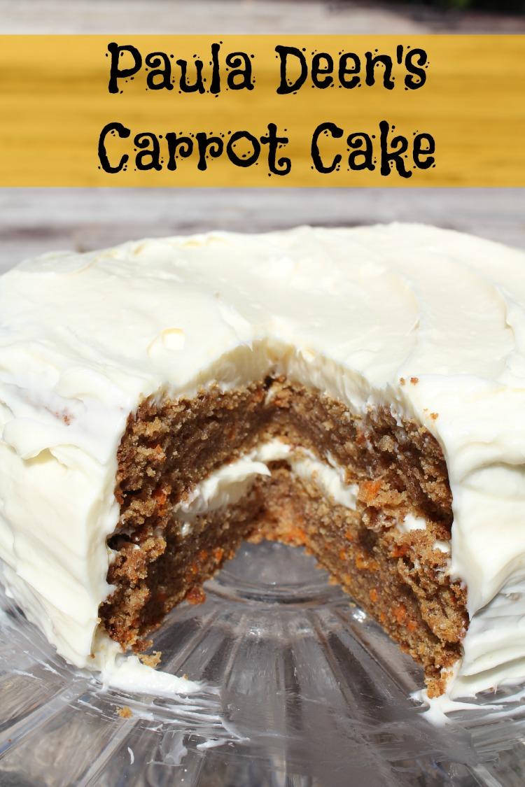 Fresh Restaurant Carrot Cake Recipe