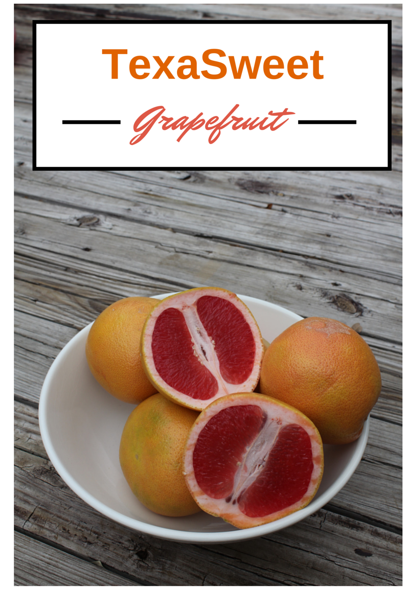 TexaSweet Grapefruit