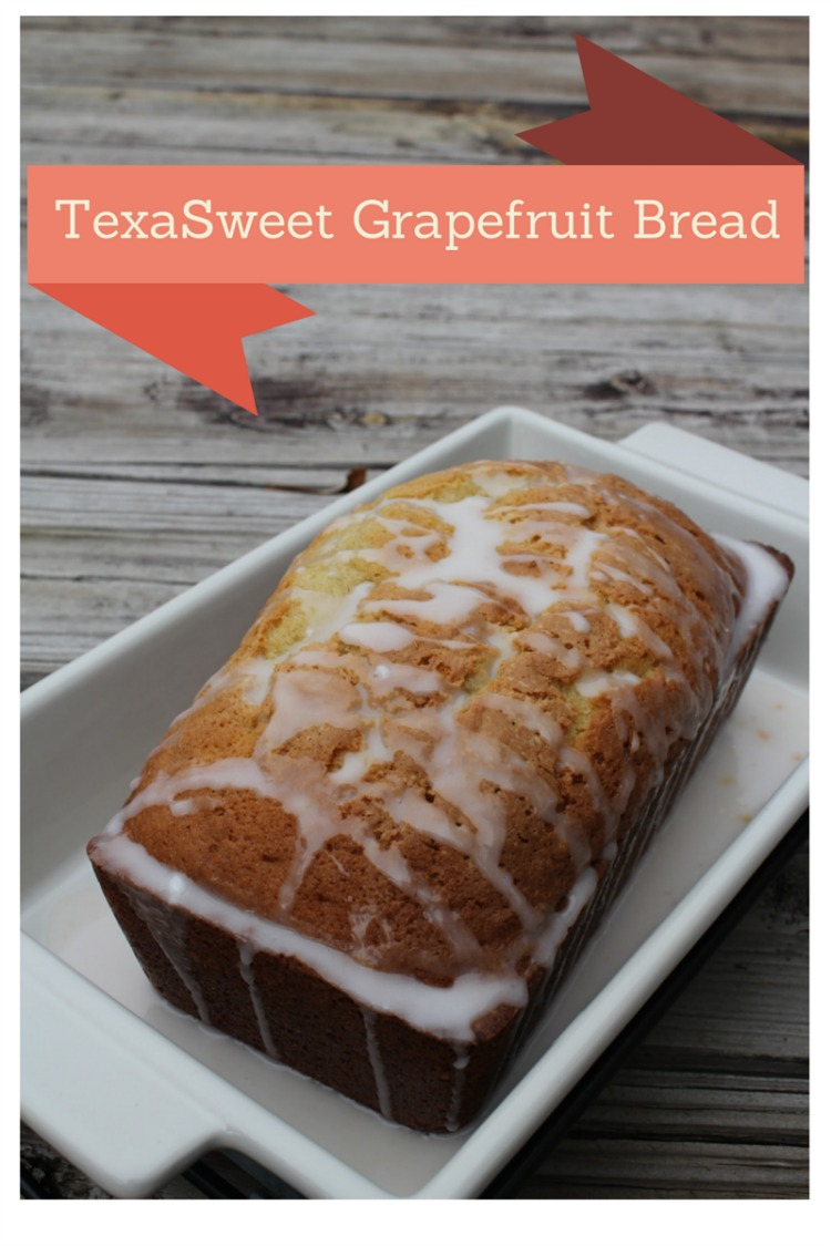 TexaSweet Grapefruit Bread