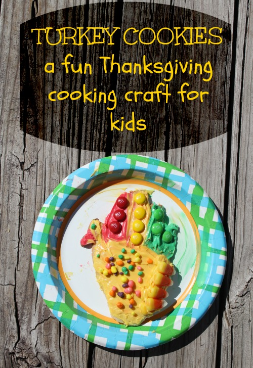 Thanksgiving Turkey Cookies - House of Fauci's