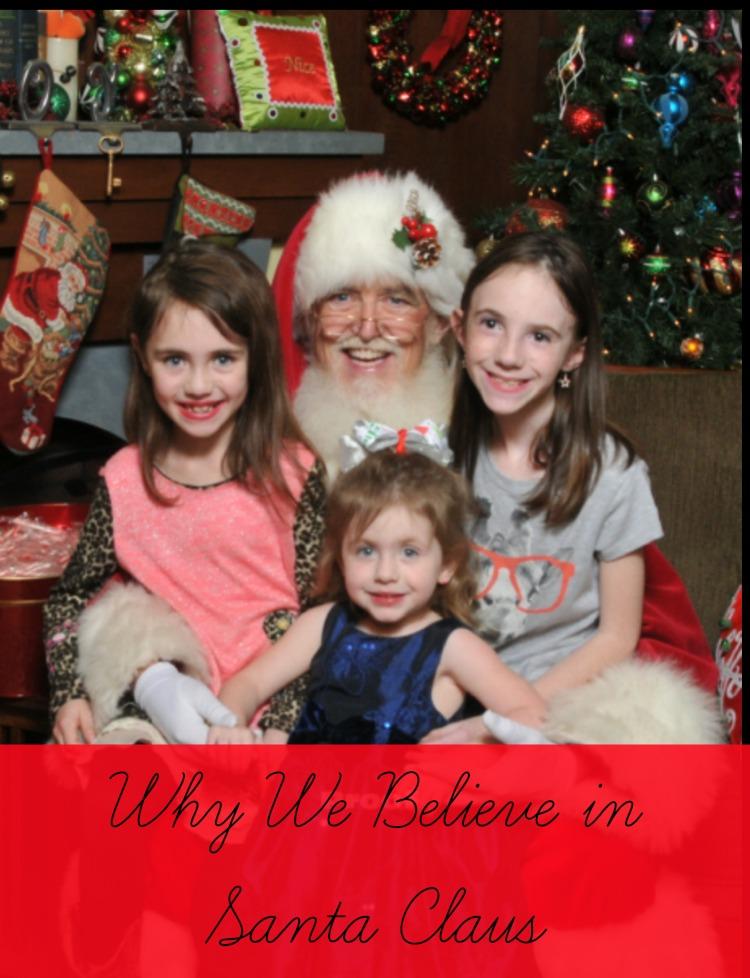 Why We Believe in Santa Claus