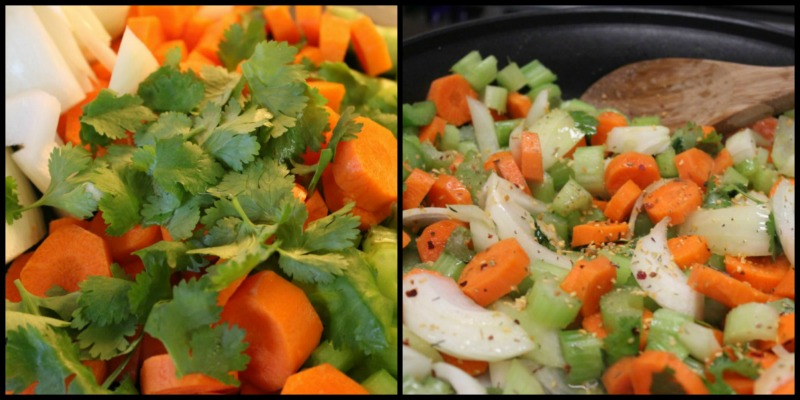 Prep Your Vegetables