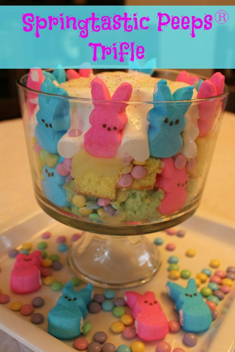 Springtastic PEEPS® Trifle