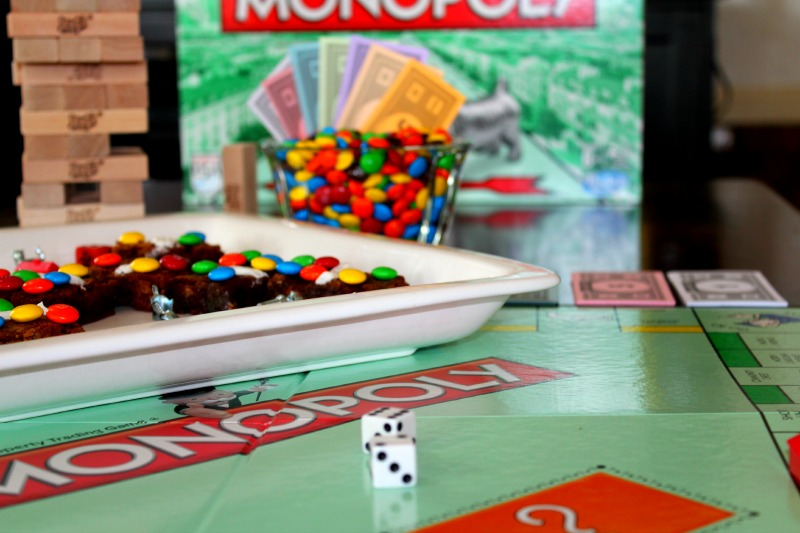 Monopoly and Brownies