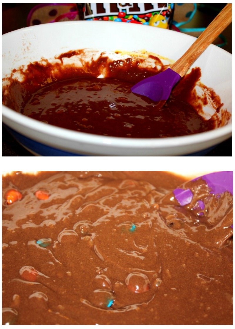 Prepare Brownies