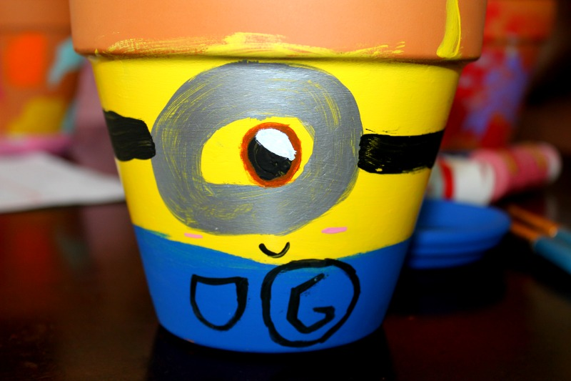 Minion Front