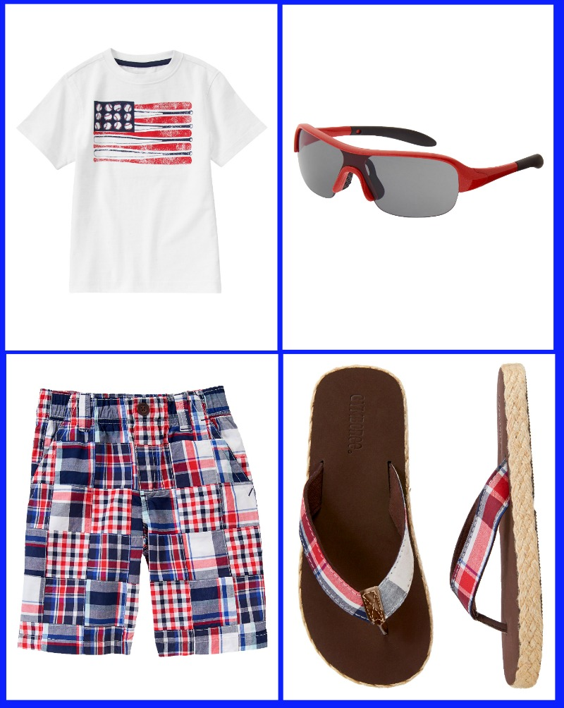 Fourth Of July With Gymboree House Of Faucis