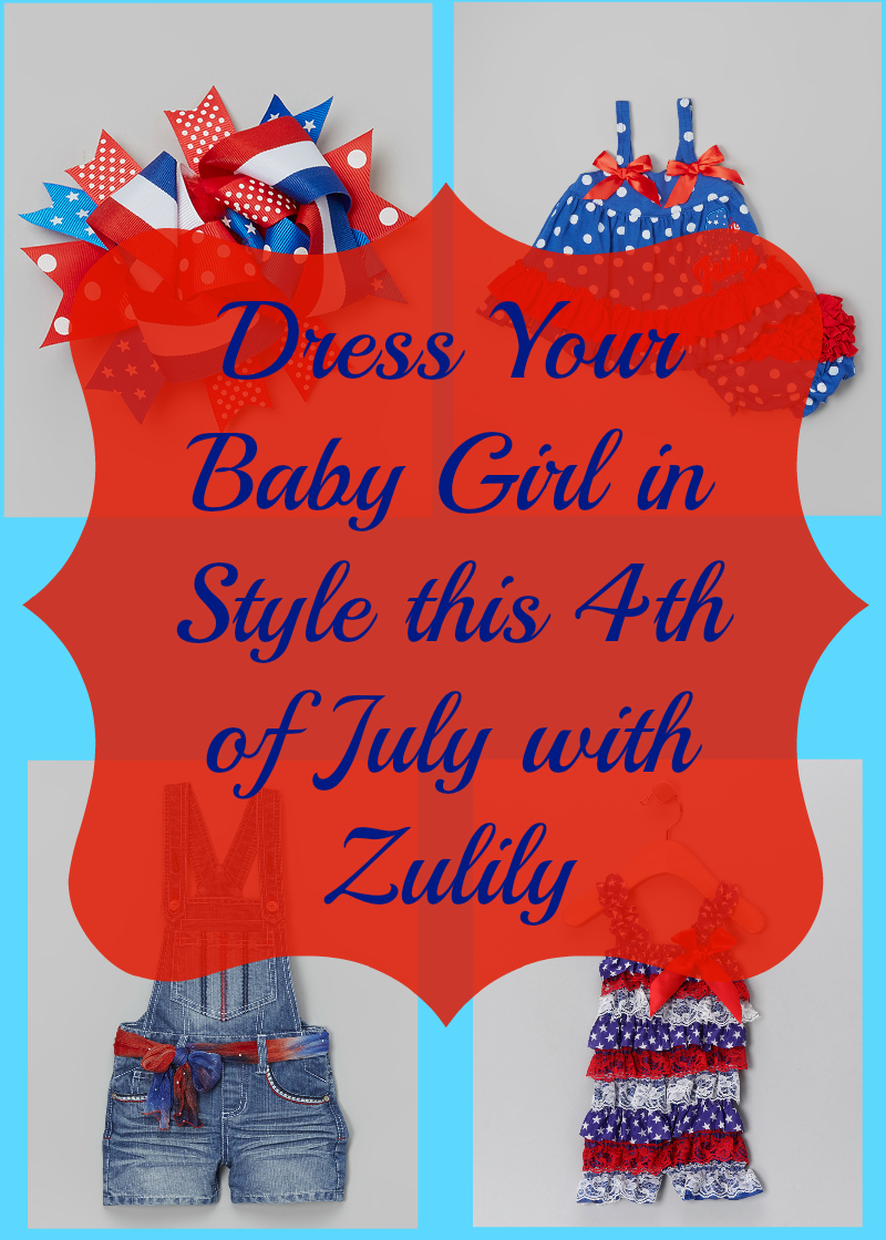 4th of July with Zulily