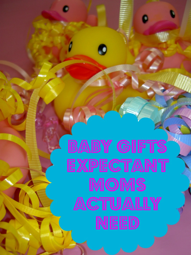 Baby Gifts Expectant Moms Actually Need