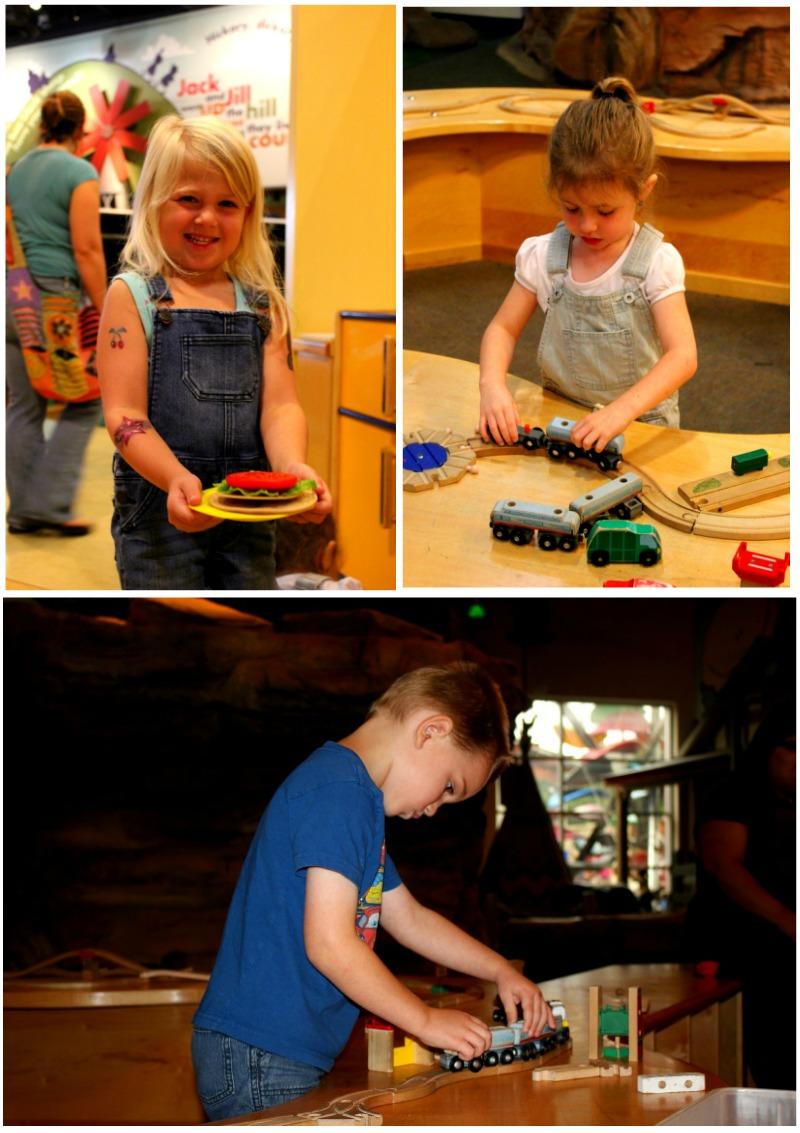 Tot Spot McKenna Childrens Museum