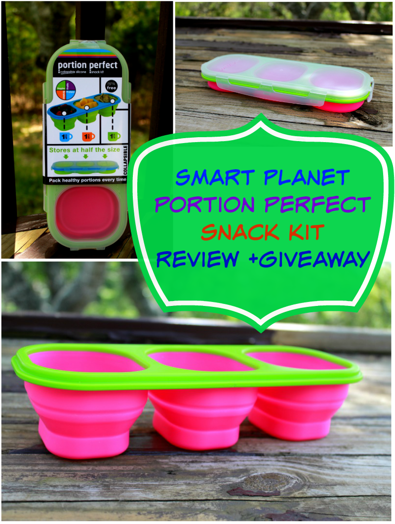 Smart Planet Portion Perfect Snack Kit