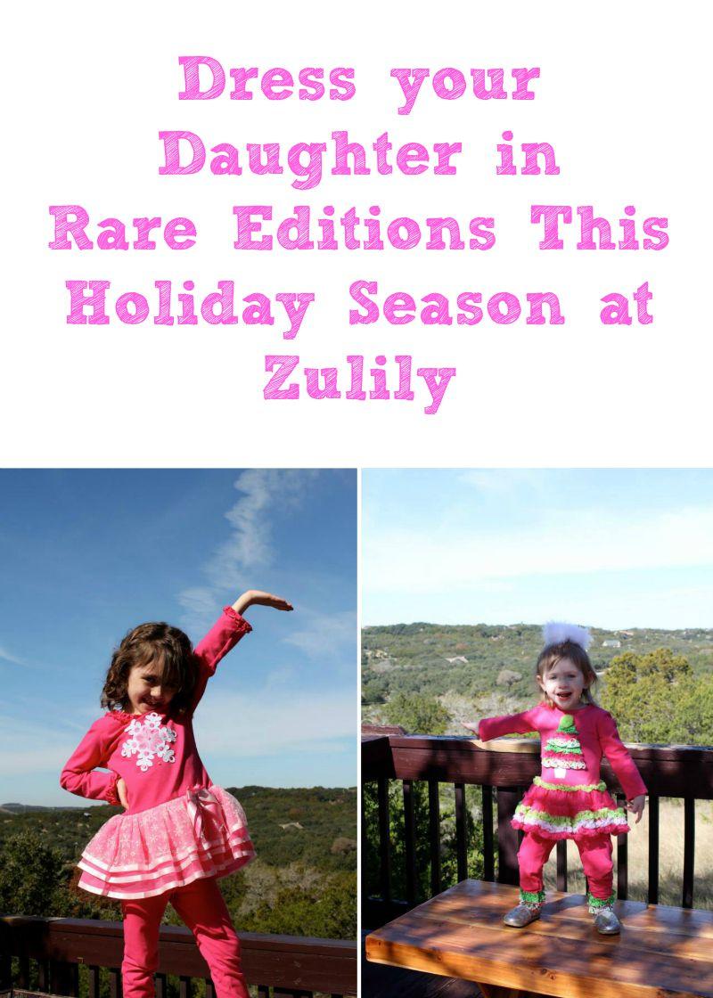 Rare Editions Fashion at Zulily