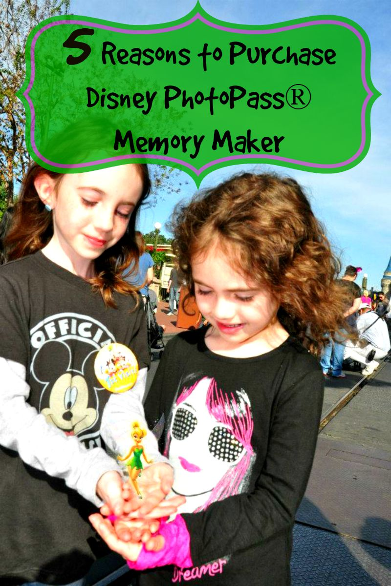 Reasons to Purchase Disney PhotoPass Memory Maker