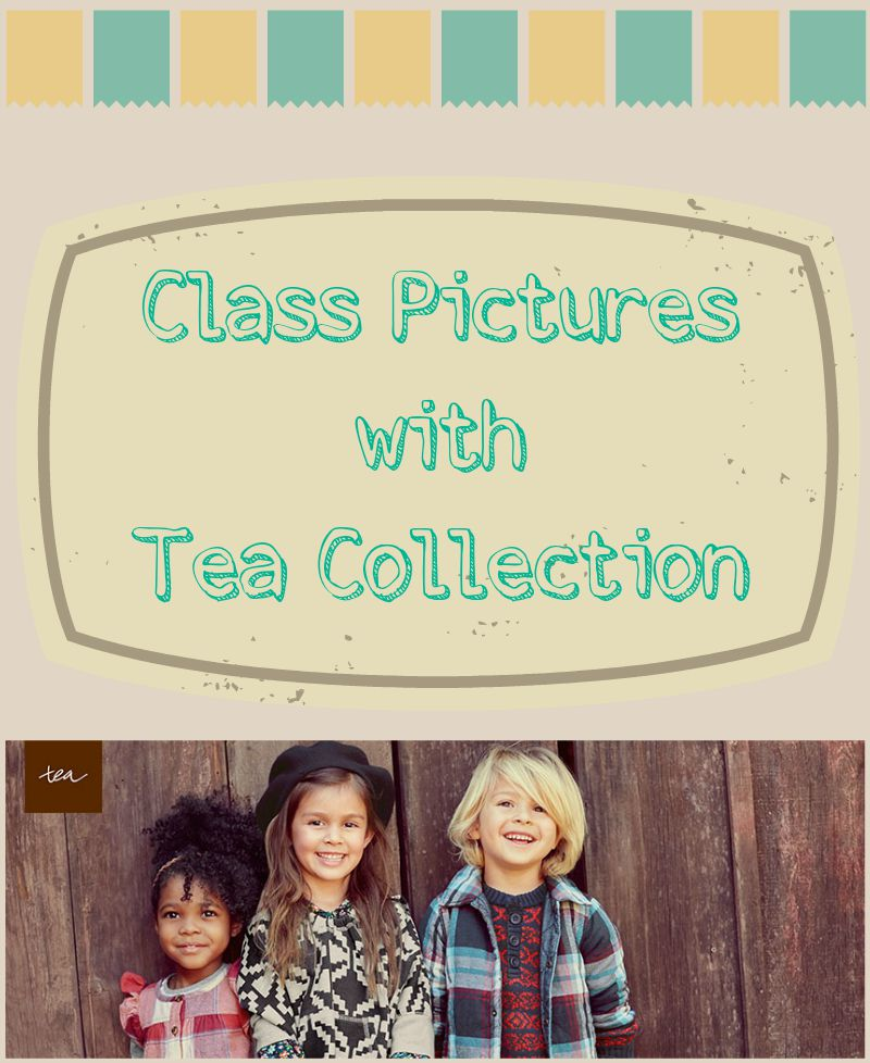 Class Pictures with Tea Collection