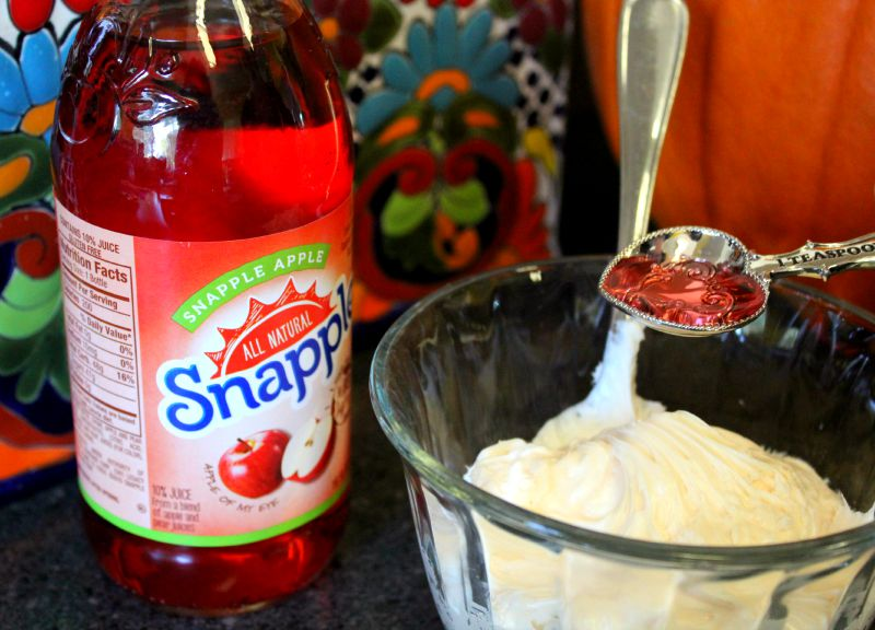Snapple and Icing
