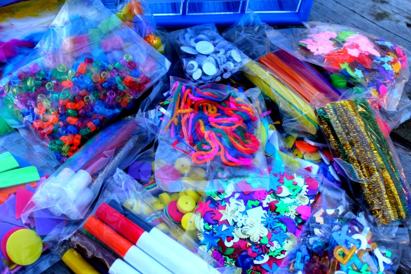 Celebrate arts crafts with lakeshore learning house of for Arts and crafts supplies online