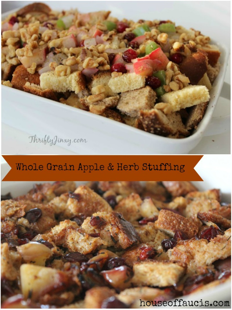 Herb Stuffing Recipes