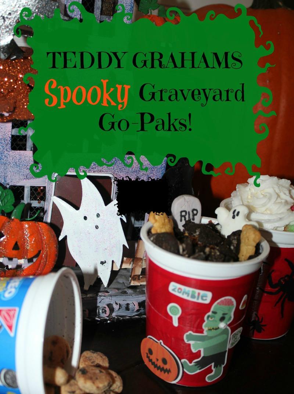 Teddy Grahams Spooky Graveyard