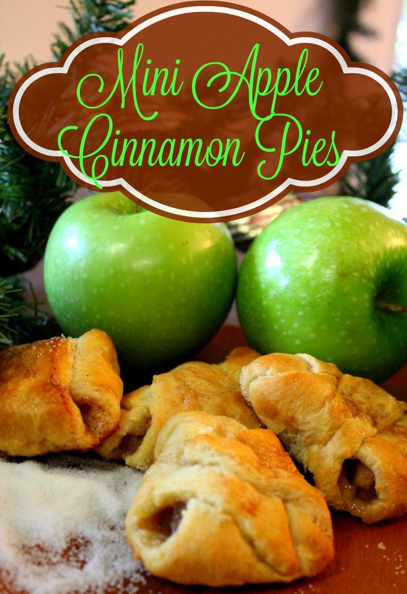 Mini Apple Cinnamon Pies