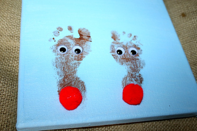 Red Noses and Eyes