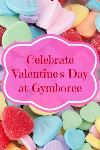 Celebrate Valentines Day at Gymboree
