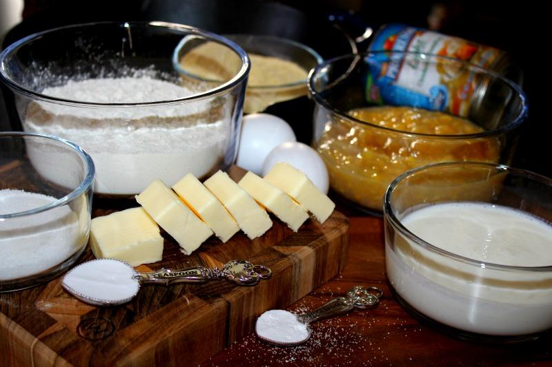 Cornbread Ingredients
