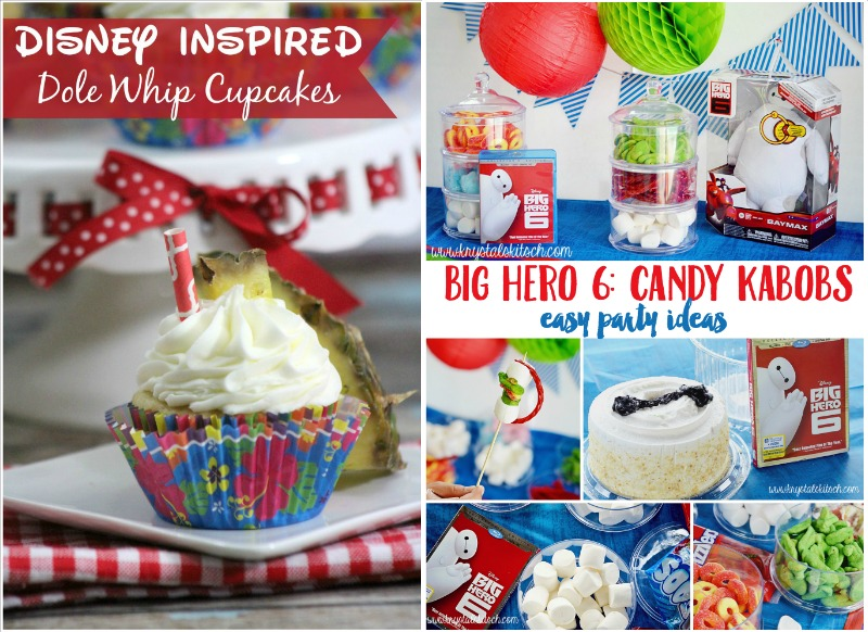 Disney Inspired Party Treats