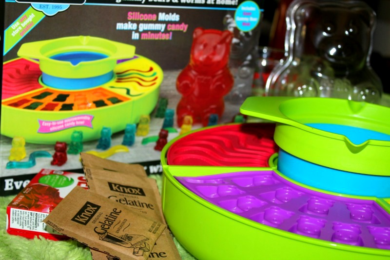 Gummy Bear Maker Supplies