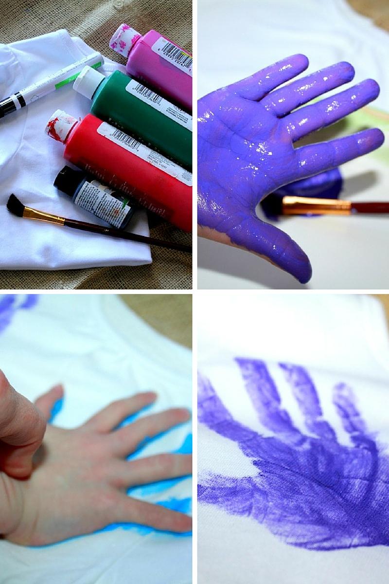 Handprint Steps