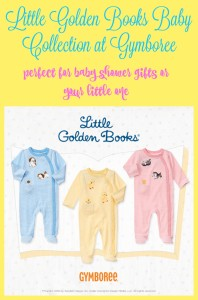 Little Golden Books Baby Collection at Gymboree