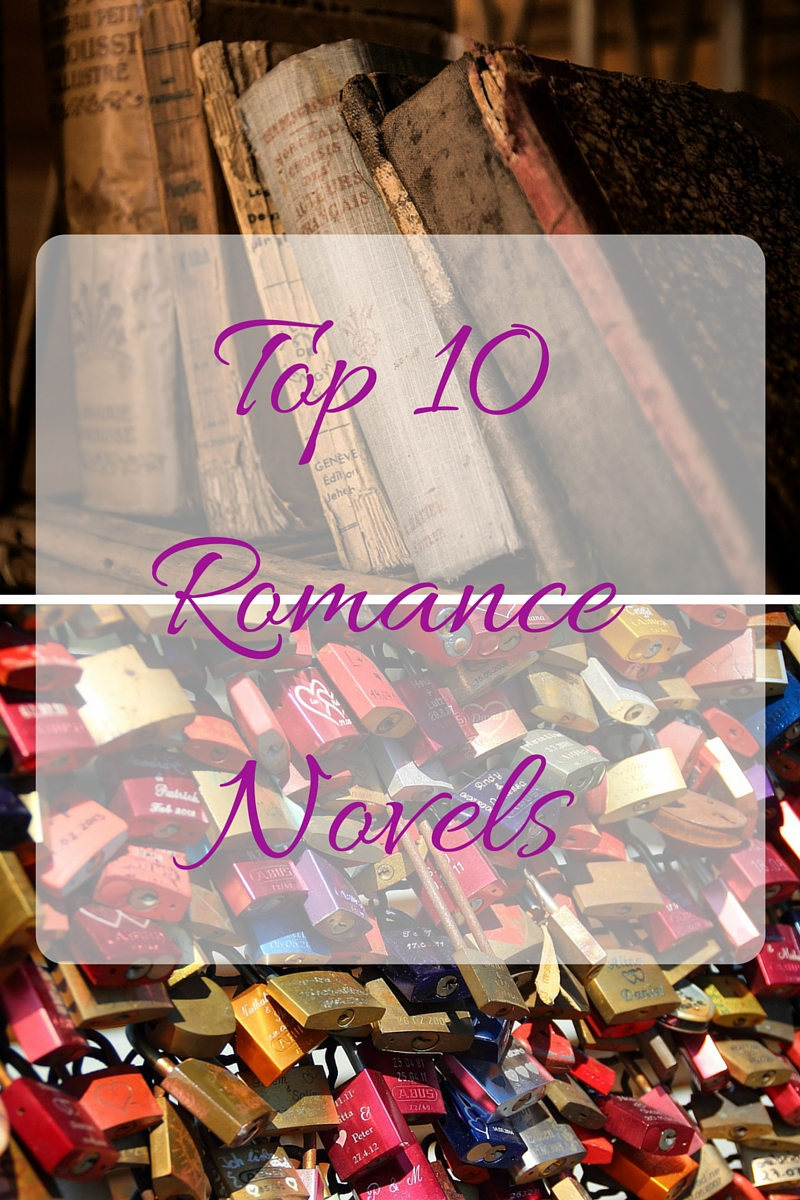 Top Ten Romance Novels