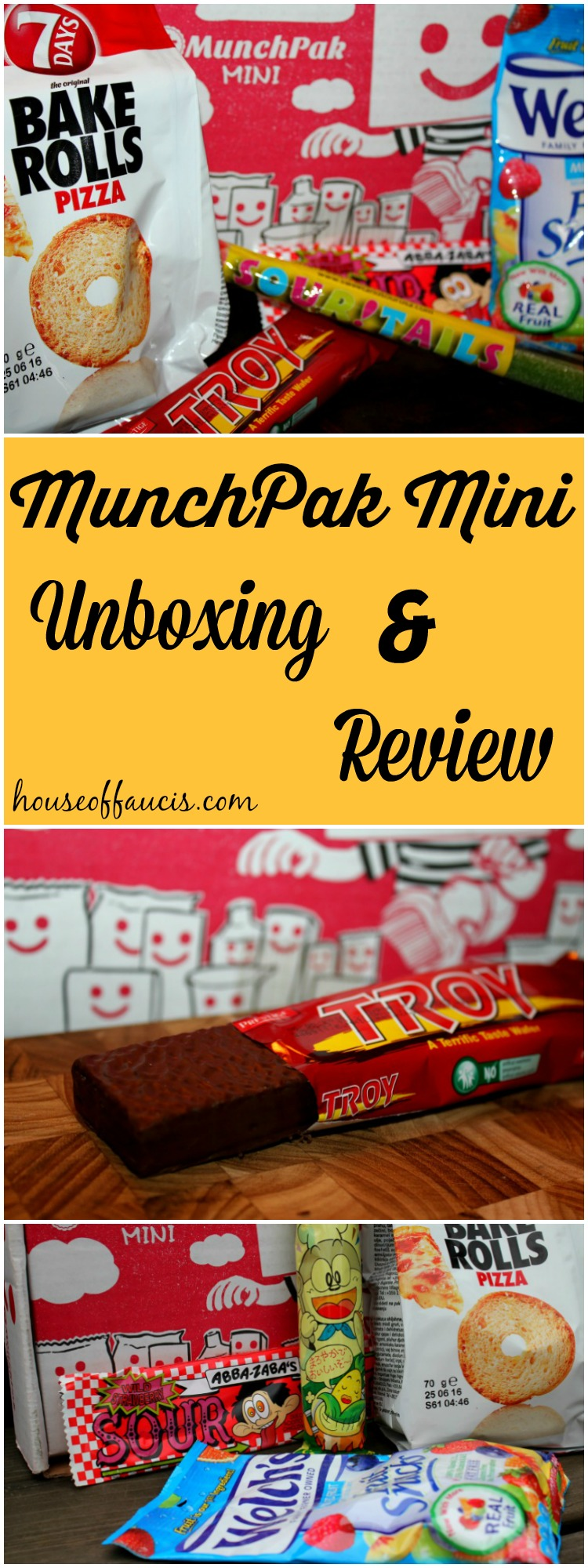 MunchPak Mini Unboxing and Review