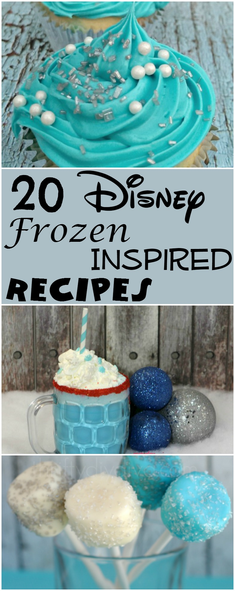 20 Disney Frozen Inspired Recipes