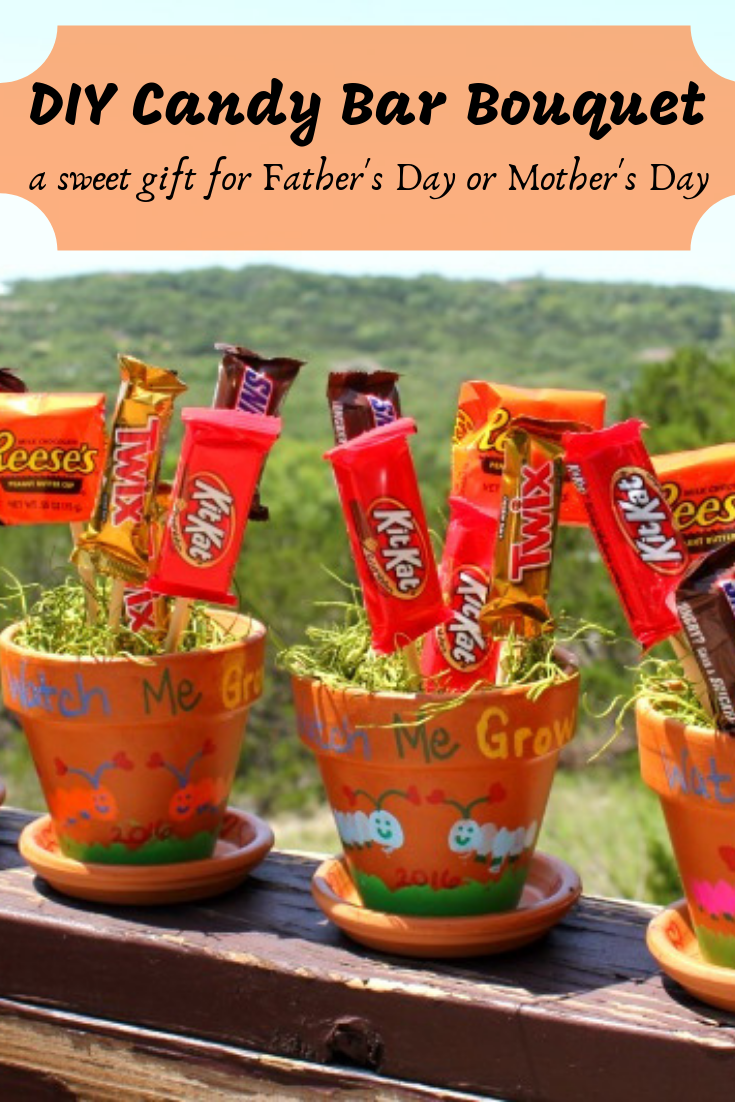A fun and memorable DIY that is a great gift for Father's Day and Mother's Day.
