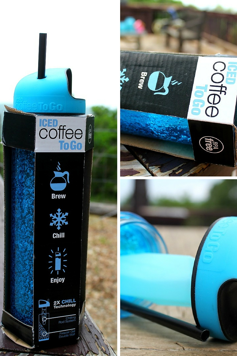 Iced Coffee to Go Bottle From SmartPlanet