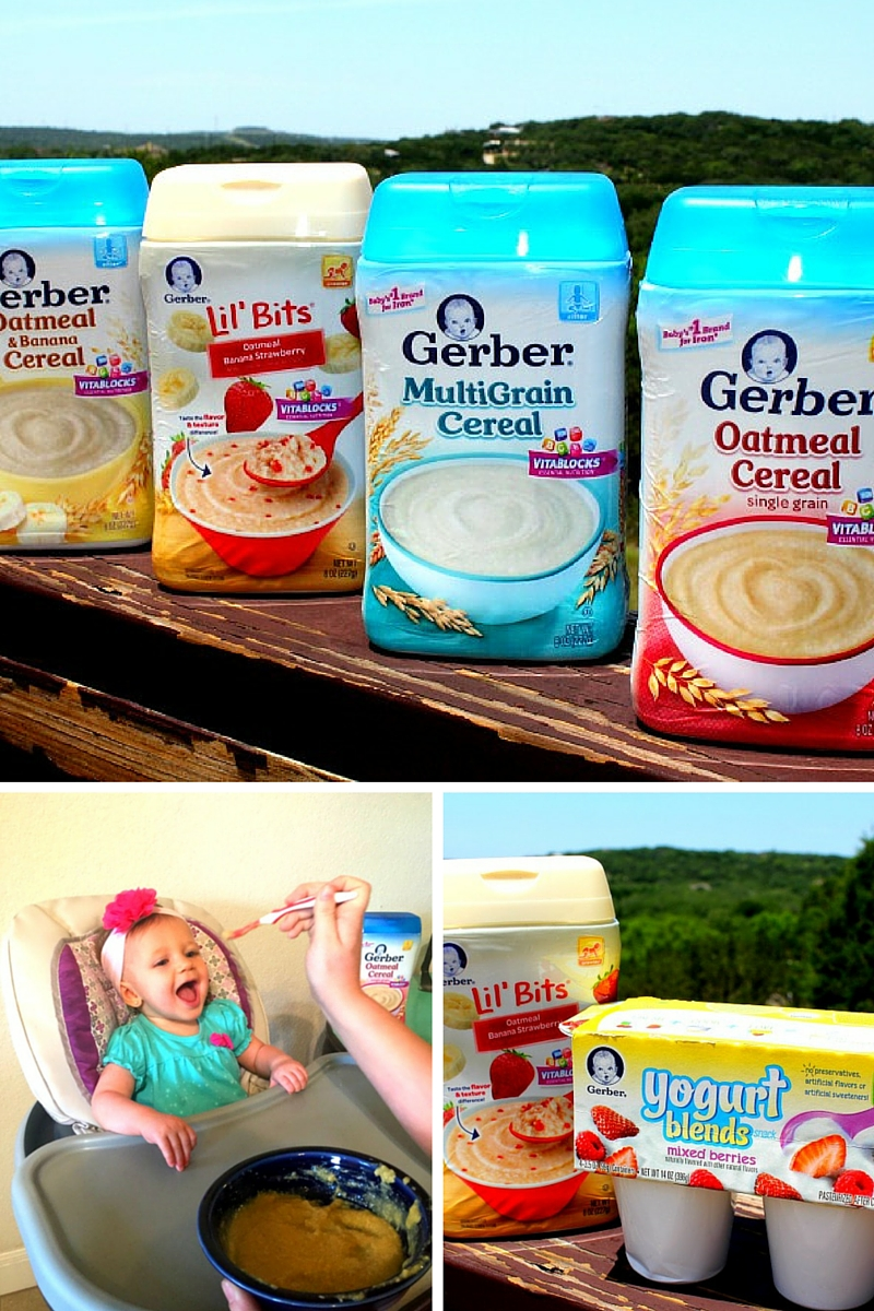 There are So Many Ways to Get Creative with Gerber Cereal