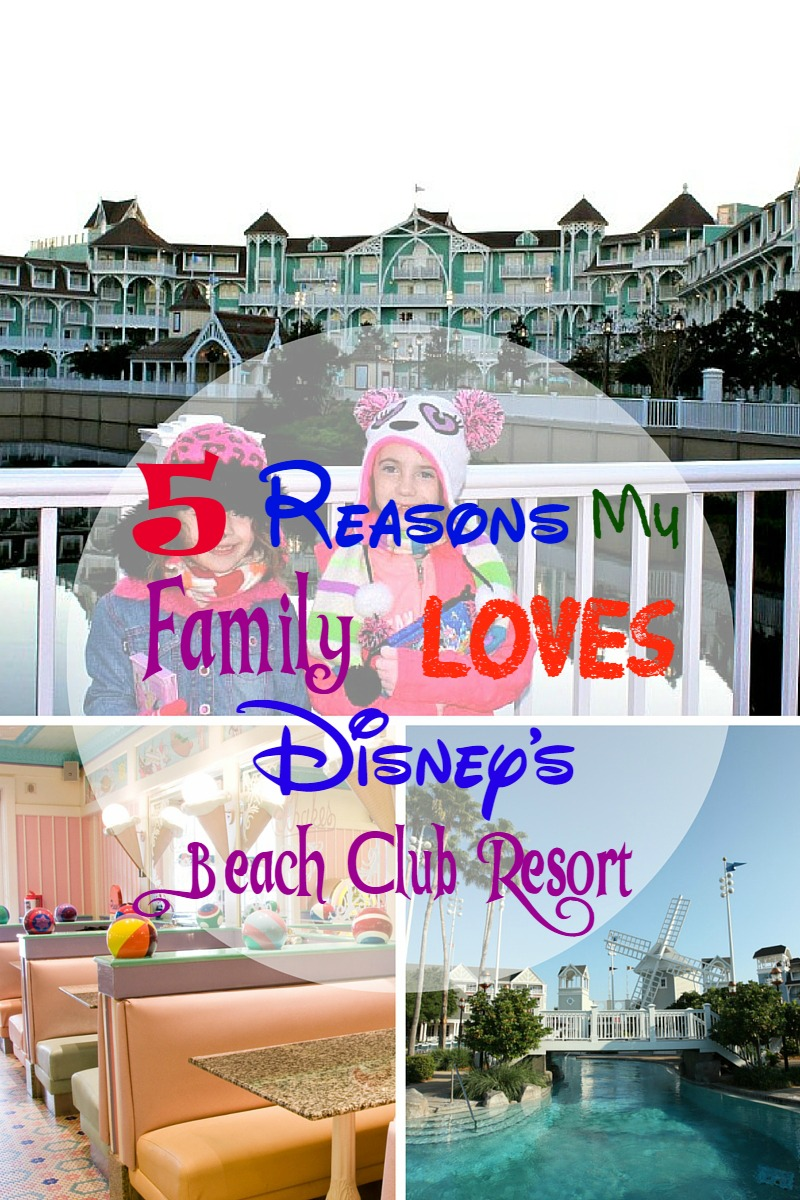 5 Amazing Reasons My Family Loves Disney's Beach Club Resort