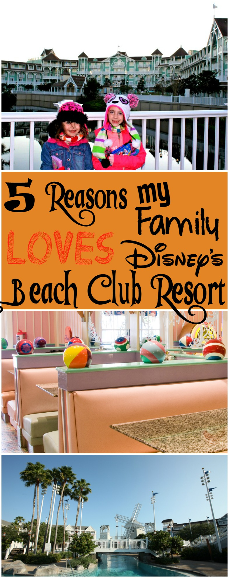 5 Reasons My Family Loves Disney's Beach Club Resort