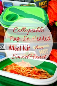Collapsible Plug In Heated Meal Kit from SmartPlanet