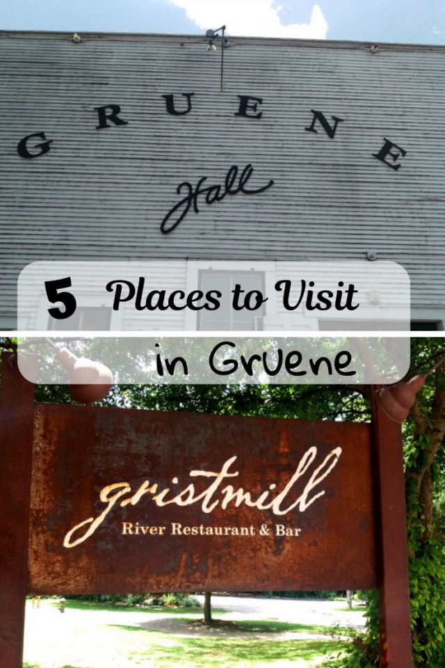 Not many people know about the amazing cities around San Antonio such New Braunfels, Boerne, Fredericksburg, Gruene, and Bandera. I love all of these cities because each one has amazing things about it. Since Gruene is one of my favorite places to visit, I'd love to share with you 5 Places to Visit in Gruene
