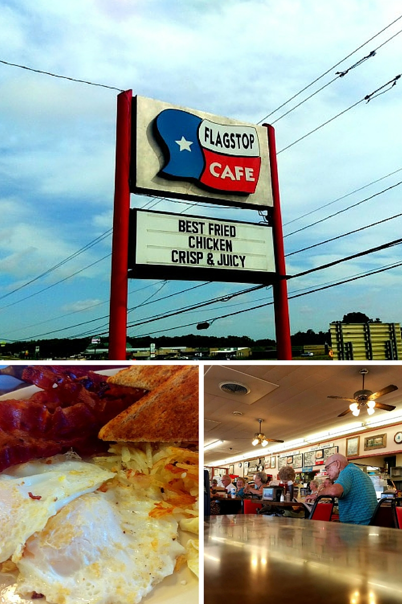 Flagstop Cafe Serves the Best Breakfast in Boerne Texas