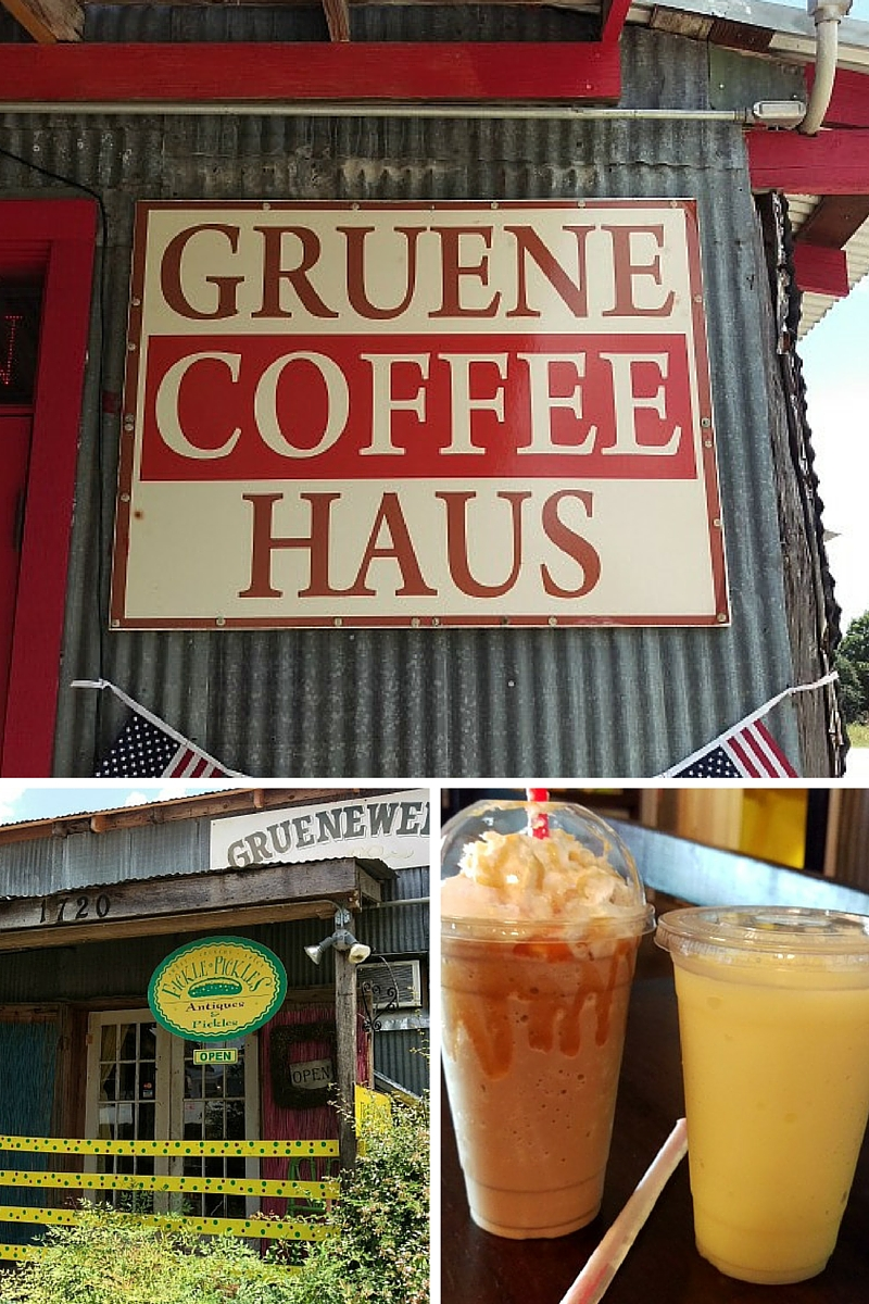 Gruene Coffee Haus