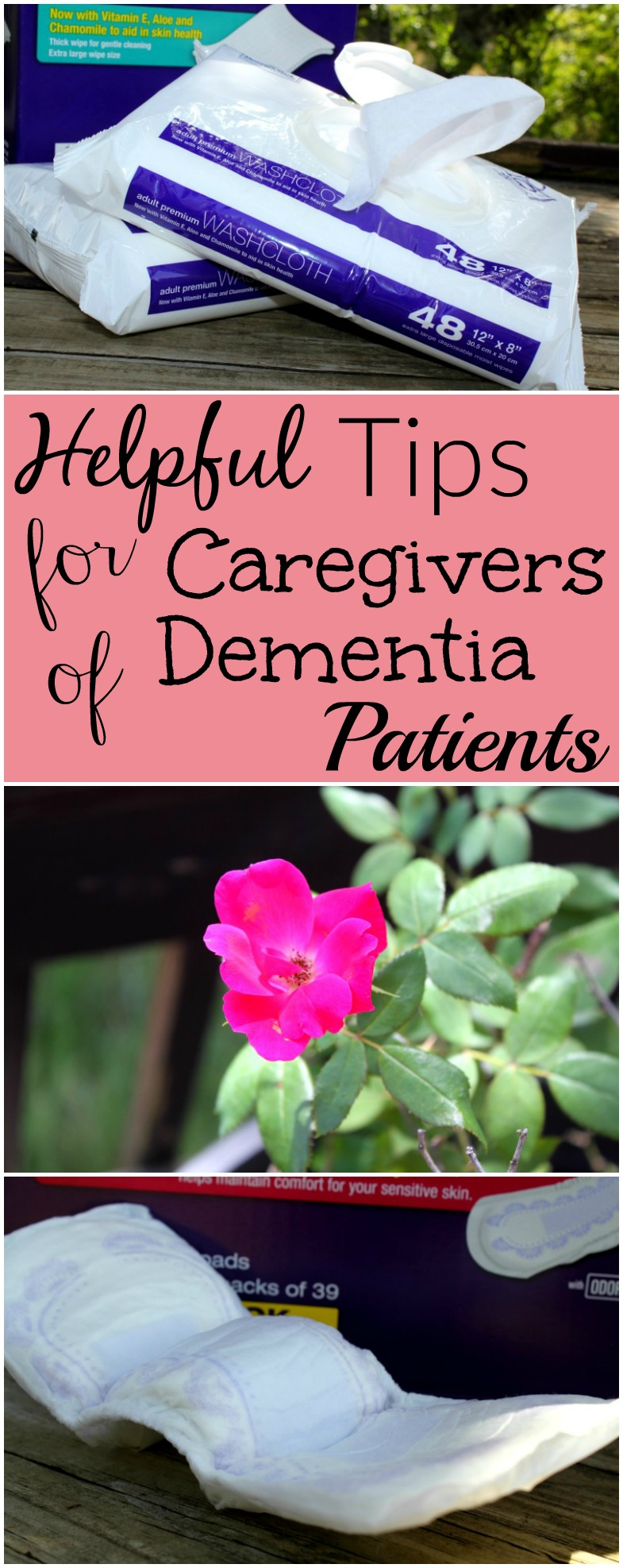 Helpful Tips for Caregivers of Dementia Patients