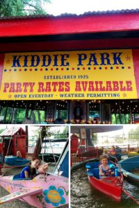 Our Trip to Kiddie Park
