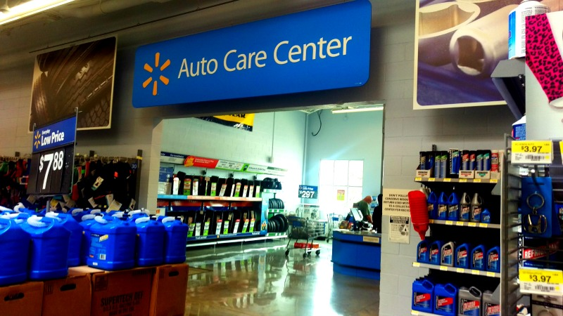 Walmart Automotive Care Center