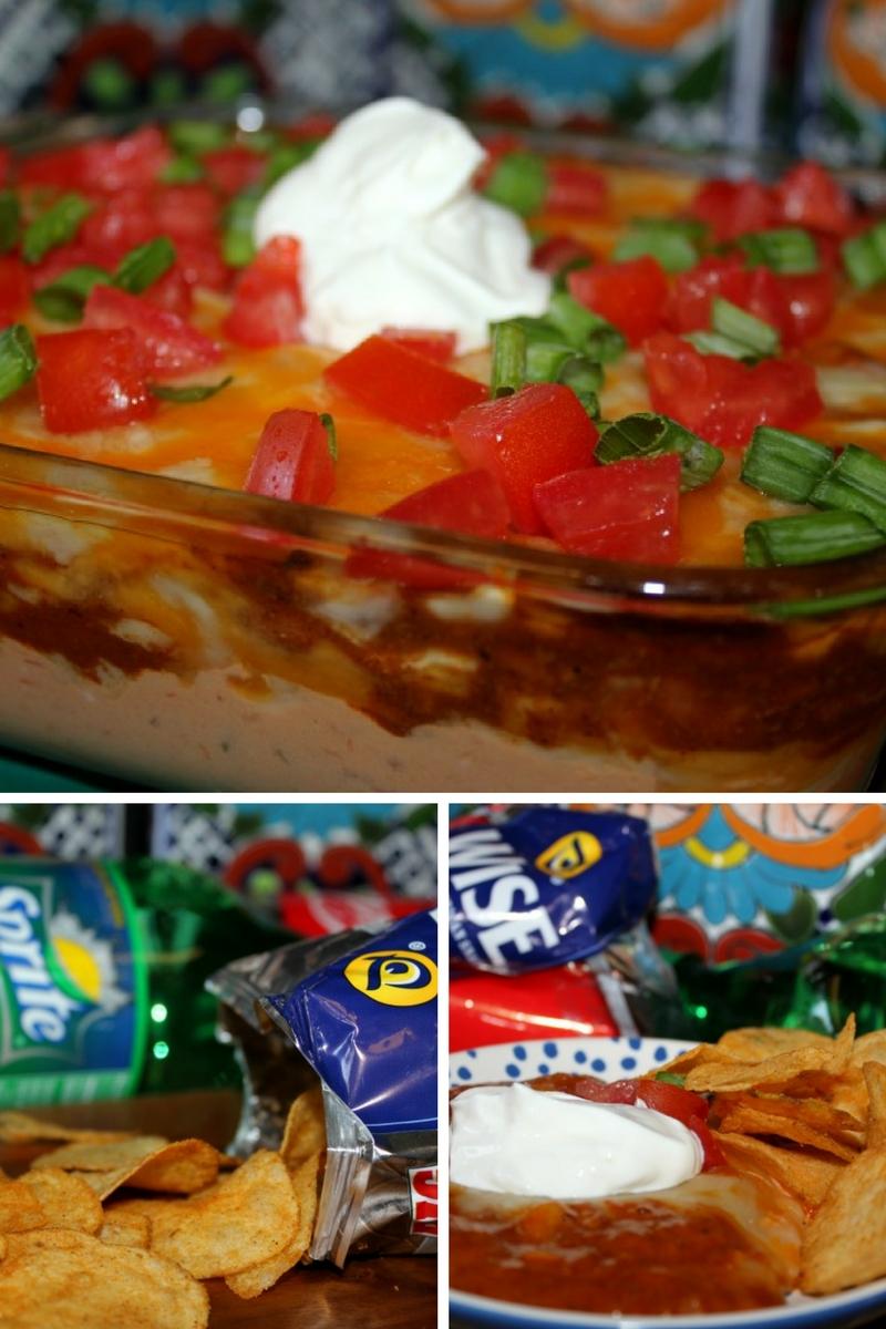 Layered Chili Dip