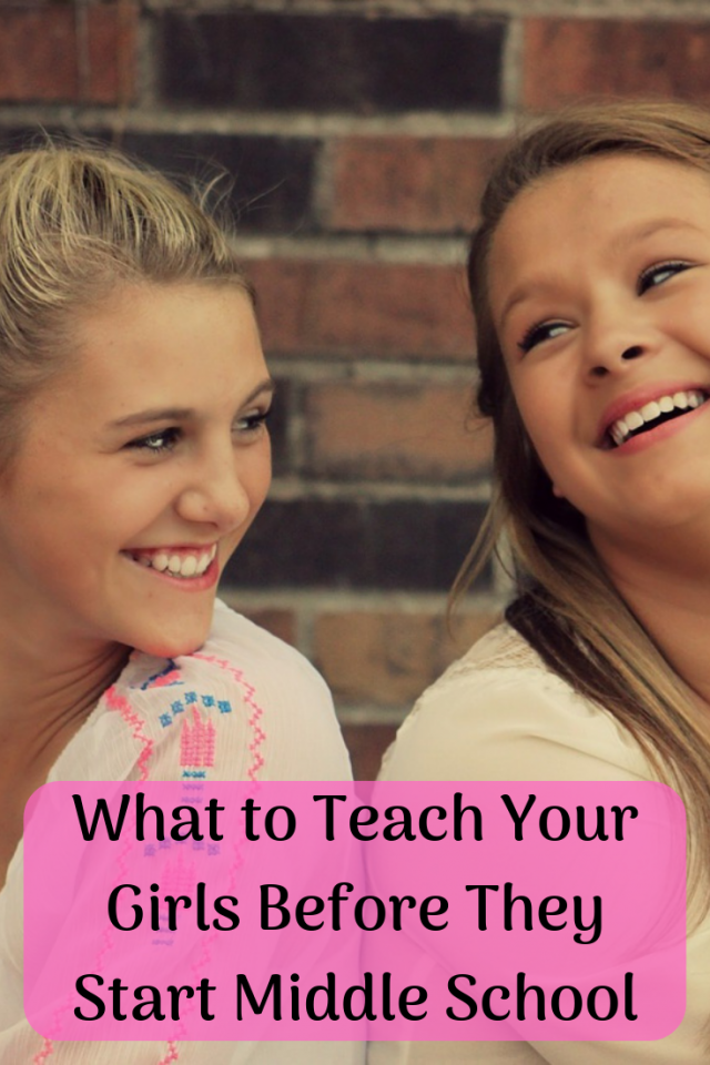 Middle school can be tough, but if you remember these valuable lessons, it might help you get through middle school a little easier.