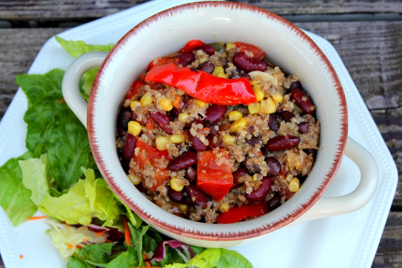 simple-quino-dish-made-with-the-hamilton-beach-rice-cooker