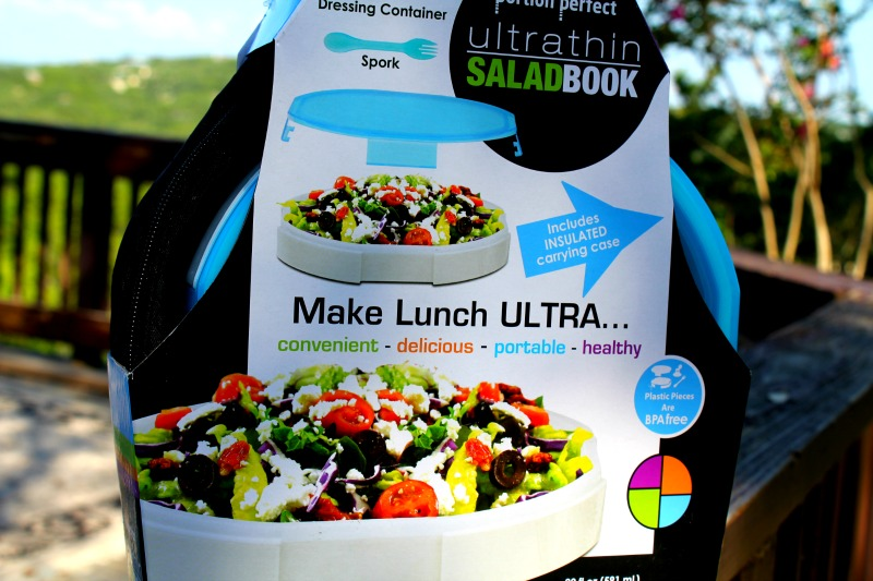 Ultra Thin SaladBook
